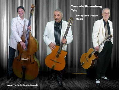 Tornado Rosenberg It's Swing Time